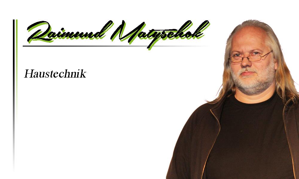 Reimund Matyschok | Veranstalltungstechnikmeister