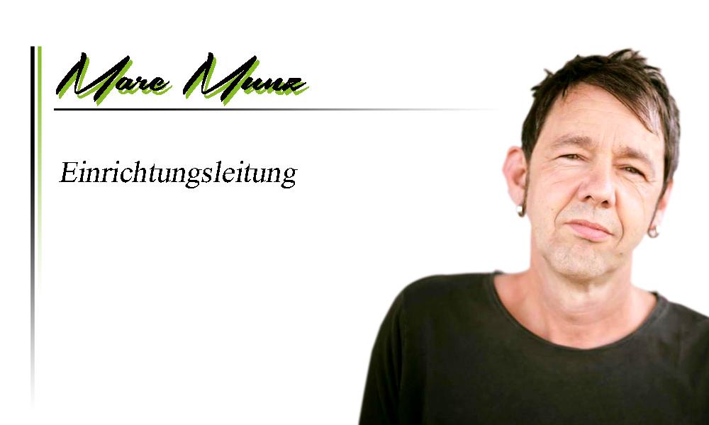 Marc Munz | Einrichtungsleitung