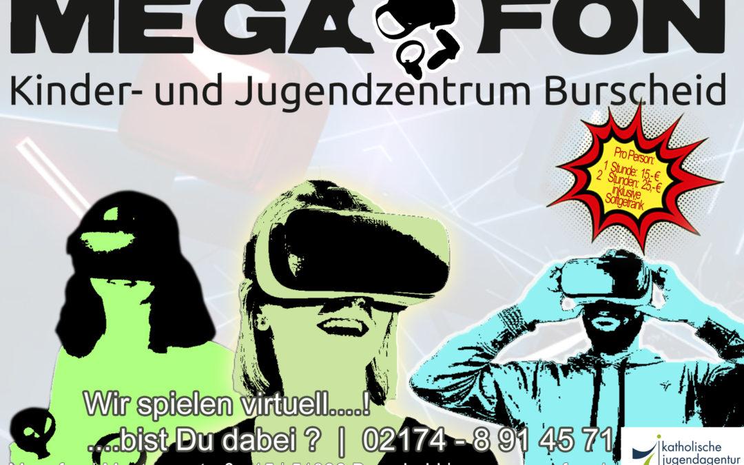 Wir spielen virtuell…! | Bist DU dabei…?