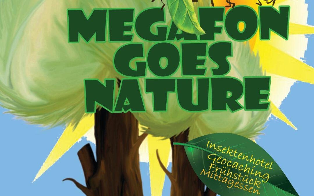 """Stadtranderholung """"Megafon goes Nature"""""""